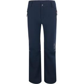 TROLLKIDS Hemsedal Softshell Winter Pants Kids, azul